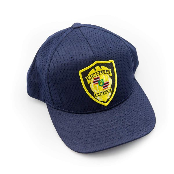 HPD Patch Adjustable Cap - Navy Blue