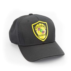 HPD Patch Adjustable Cap - Black