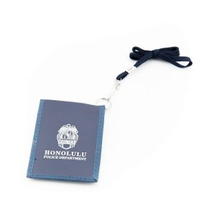 HPD Security ID Holder with Lanyard