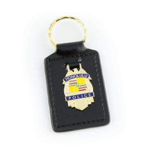 HPD Gold Key Fob