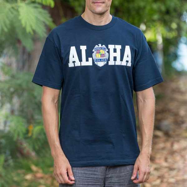 HPD Aloha Cotton Adult T-Shirt