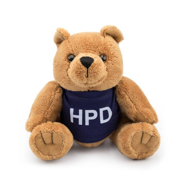 HPD Plush Bear