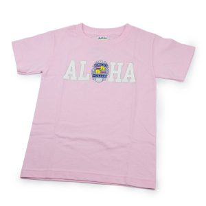 HPD Aloha Children T-Shirt Pink