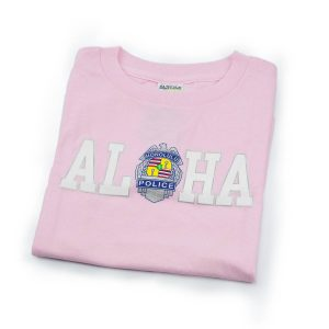 HPD Aloha Children T-Shirt Pink