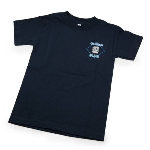 HPD Brand Children T-Shirt Navy