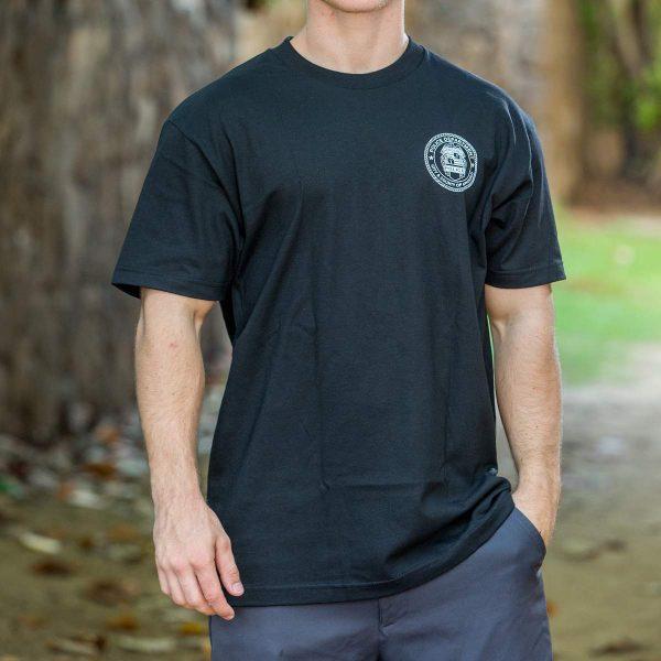 HPD Tribal Bold T-Shirt Black
