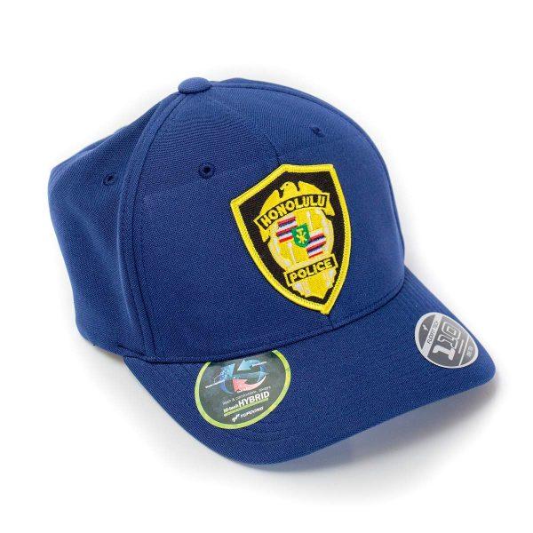 HPD Gold Patch OSFA Cap - Navy