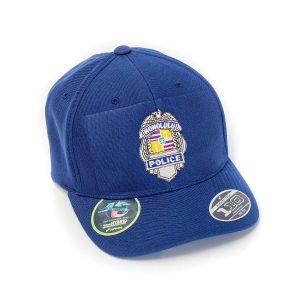 HPD Silver Badge Badge OSFA Cap - Navy