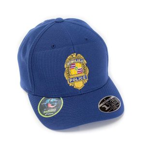 HPD Gold Badge Badge OSFA Cap - Navy