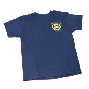 HPD Batch Wreath Children Navy Blue
