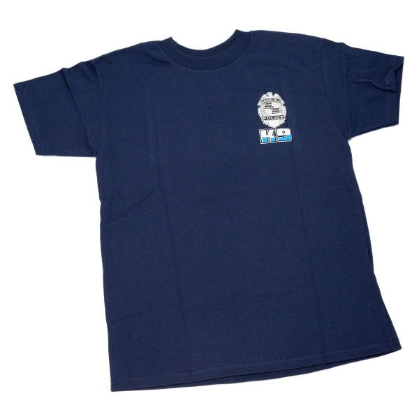 HPD K-9 Children Navy Blue