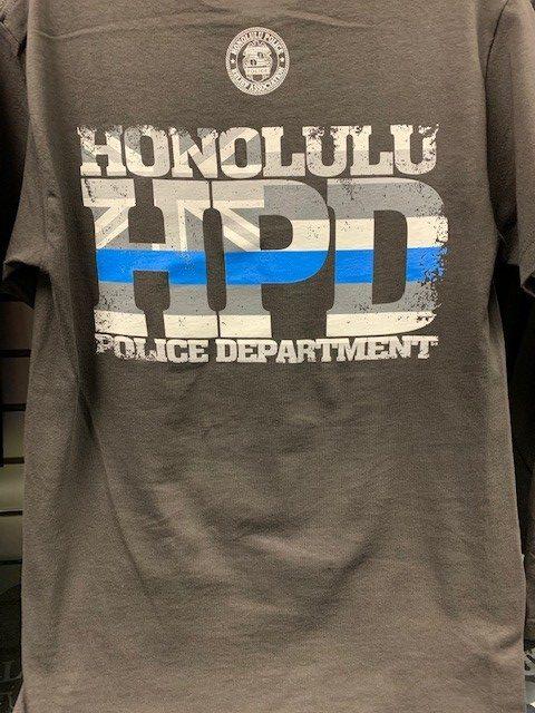 HPD Bold Flag Adult T-Shirt