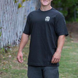 HPD Dawn Patrol Adult T-Shirt Black