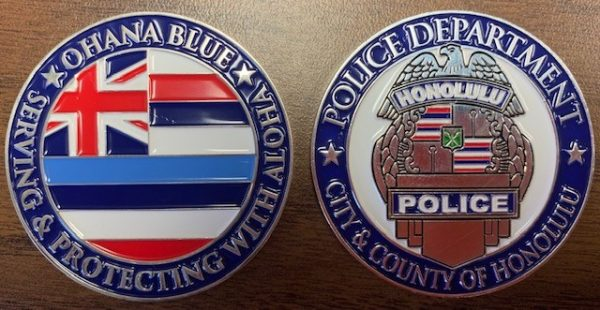 HPRA Challenge Coin